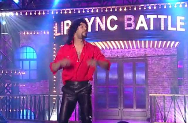 « Lip Sync Battle », épisode 1 : Jimmy Fallon VS Dwayne Johnson et John Legend VS Common