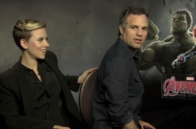 Mark Ruffalo répond aux questions sexistes d'ordinaire destinées à Scarlett Johansson