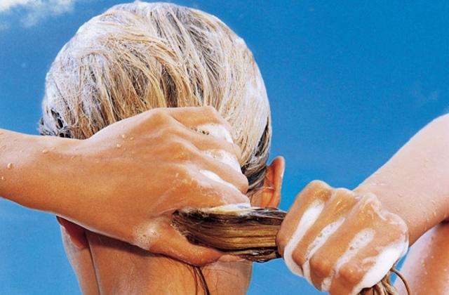 Le masque capillaire au placenta, la nouvelle lubie «beaux cheveux» ?