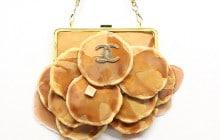 Des sacs de luxe recréés avec de la (fausse) nourriture, par Chloe Wise