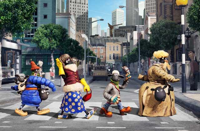« Shaun le Mouton », un film à ne pas rater et une exposition ludique