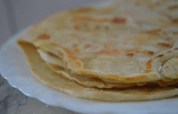 tortillas recette