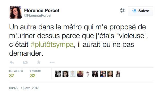 tweet florence porcel. jpg
