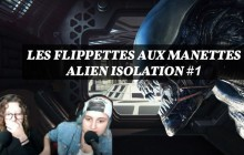 REPLAY — Amy & Mymy flippent sur « Alien : Isolation »