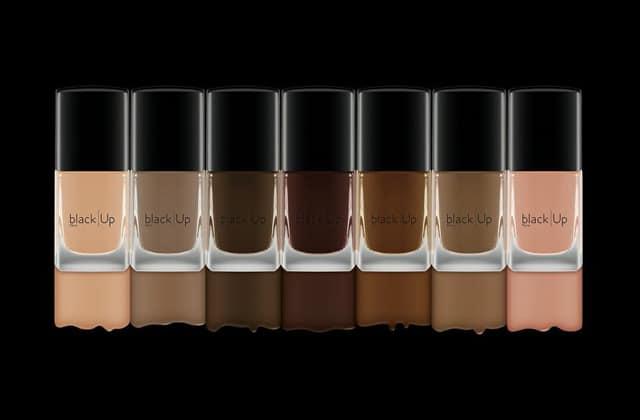 Black'Up sort une gamme de vernis nude pour les peaux noires et métissées