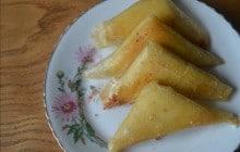 Roulés de feuilles de brick feta/citron — Recette pour un apéritif printanier