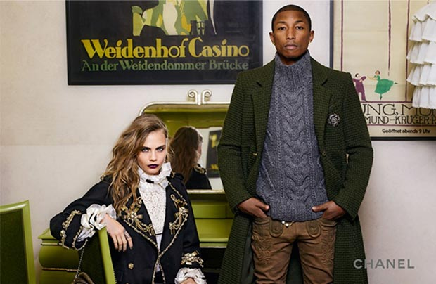 chanel-cara-delevingne-pharell-pull