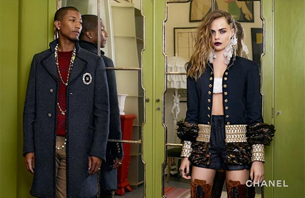 chanel-cara-delevingne-pharell-short