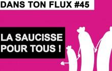 Dans Ton Flux #45 — Saucisses, Manif pour Tous et travail des enfants