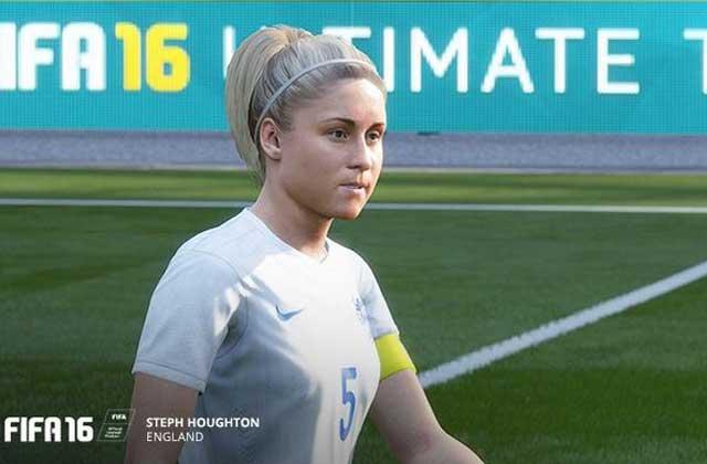 FIFA 2016 aura des joueuSES en couverture (mais pas en France)