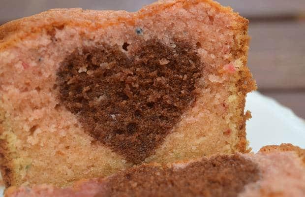 recette gâteau surprise