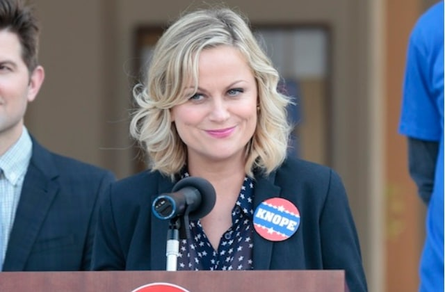 L'interview d'Amy Poehler qui fait du bien par Vanity Fair