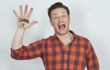 Jamie Oliver sensibilise aux bonnes habitudes alimentaires avec le #FoodRevolutionDay