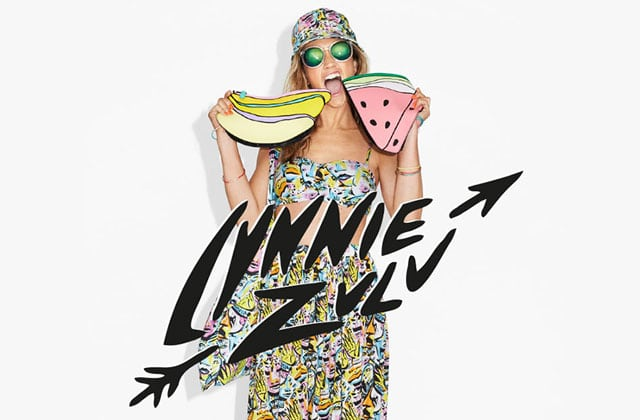 L'illustratrice Lynnie Zulu dessine une collection pour Monki
