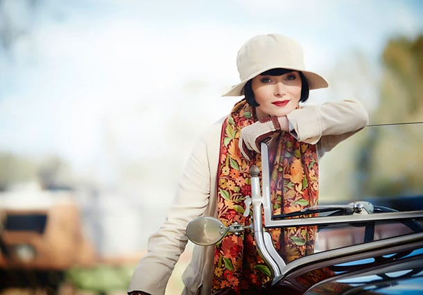miss fisher serie