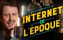 Norman se remémore « l'Internet de l'époque » en chanson