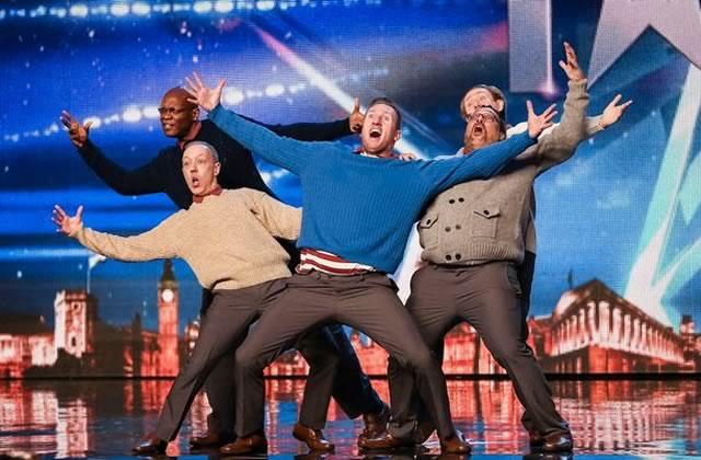 Old Men Grooving, les danseurs quadragénaires et plus les plus cool de la Terre