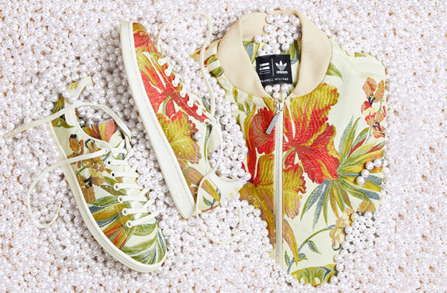 Pharrell Williams dessine un « Jacquard Pack » pour Adidas