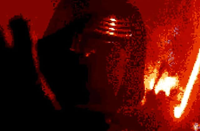 « Star Wars VII: The Force Awakens », le trailer version Super Nintendo