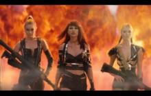 Taylor Swift sort « Bad Blood », un clip badass avec des guest stars à foison