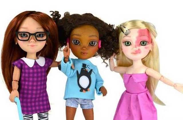 Toy Like Me inspire des poupées handicapées pour enseigner la tolérance aux enfants