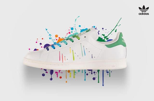 Adidas lance son «Pride Pack» pour célébrer le mois de la fierté LGBT