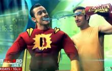 Anne Hathaway et Joseph Gordon-Levitt jouent les super-héros dans une parodie hilarante