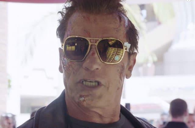 Arnold Schwarzenegger redevient le Terminator chez Madame Tussauds (pour la bonne cause)