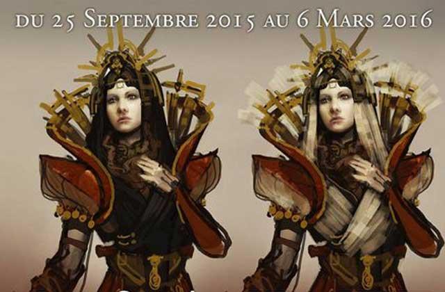 «L'art dans le jeu vidéo — L'inspiration française», la nouvelle exposition du Musée des Arts Ludiques