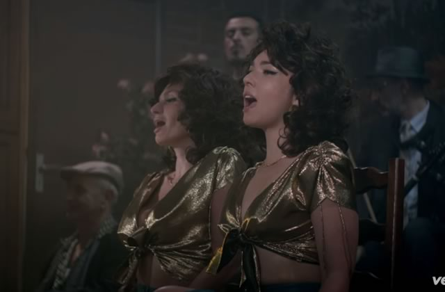 Brigitte dévoile son nouveau clip, « Hier Encore »