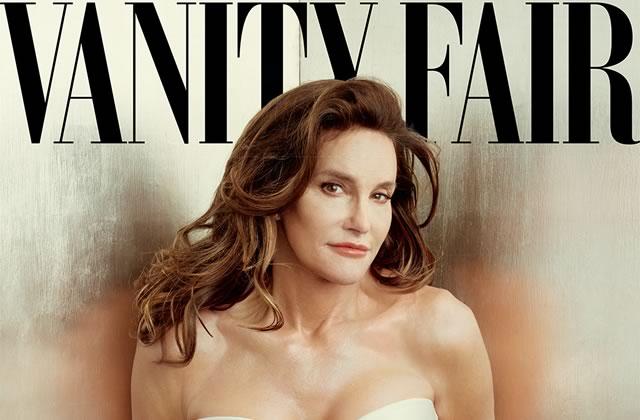 Caitlyn Jenner se dévoile en «Une » de Vanity Fair