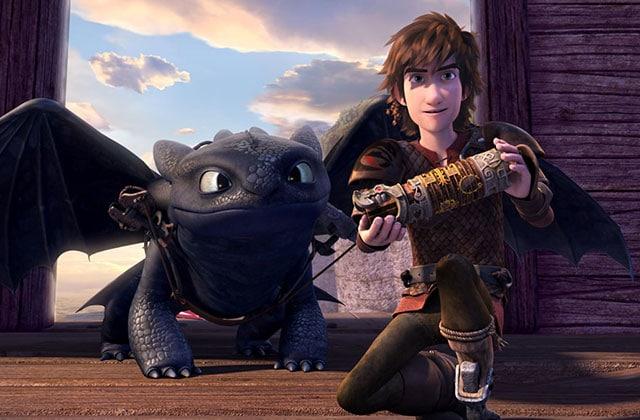«Dragons : par-delà les rives», par Netflix et Dreamworks, une série animée de qualité