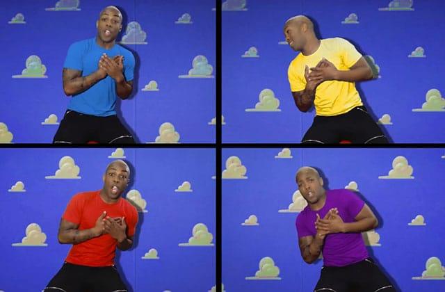L'évolution des chansons Disney en vidéo, de Blanche-Neige à La Reine des neiges