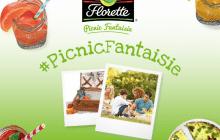 Florette lance l'opération « Picnic Fantaisie »  !
