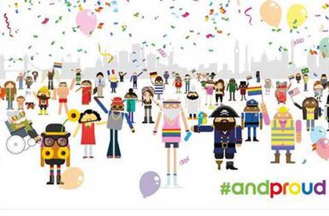 Google crée une grande Gay Pride virtuelle les 27 et 28 juin !