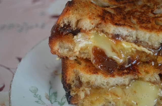 Le « grilled cheese sandwich »  en trois recettes – partie 2