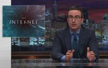 John Oliver dénonce le harcèlement misogyne en ligne