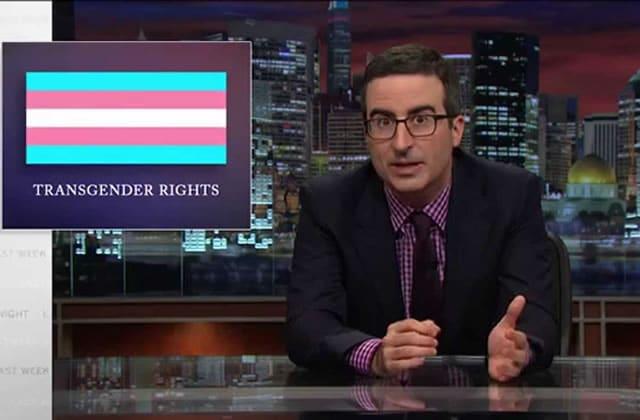 La situation des trans aux États-Unis pour les nuls, par John Oliver