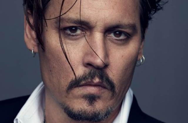 Johnny Depp est le visage de Sauvage, le nouveau parfum Dior