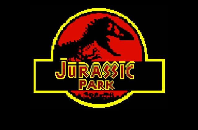«Jurassic Park» et ses dinosaures ont enfin droit à leur version en 8-bit