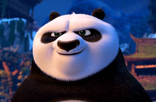 «Kung Fu Panda 3» a un extrait exclusif avec encore plus de pandas!