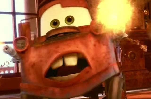 « Mad Max 4 : Fury Road » x « Cars » – Le mashup qui va bien
