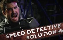 Speed Détective #5, le clou du spectacle