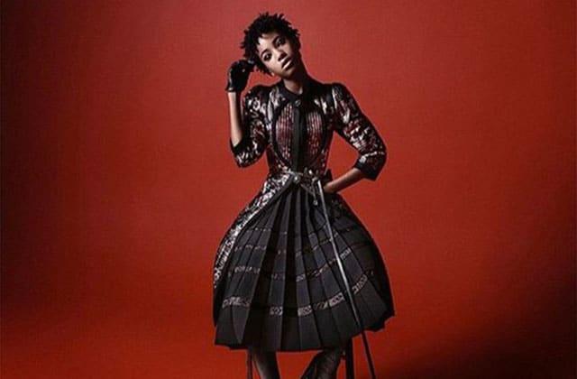 Willow Smith devient (elle aussi) égérie Marc Jacobs