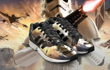 Adidas lance des baskets Star Wars à customiser soi-même