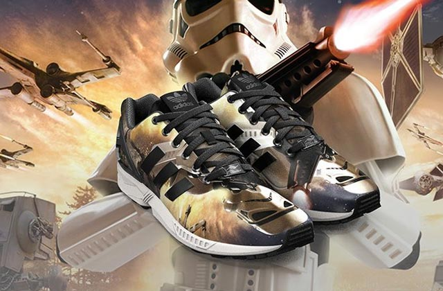 chaussure adidas star wars
