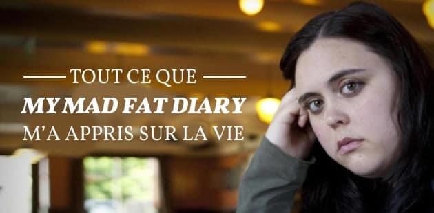 Tout ce que My Mad Fat Diary m'a appris sur la vie