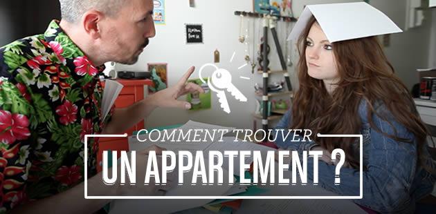 Sophie Riche vous aide (en vidéo) à trouver un appartement!