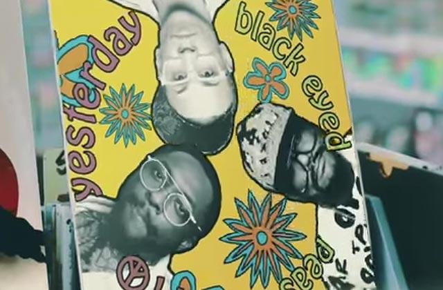 The Black Eyed Peas reviennent avec «Yesterday», un nouveau clip en forme d'hommage au hip-hop