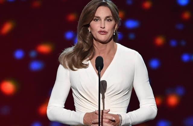 Caitlyn Jenner, lauréate du Prix du Courage aux ESPY Awards, délivre un discours émouvant